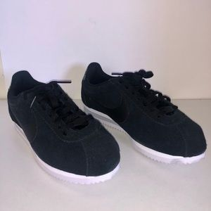 Nike Cortez Black Swede